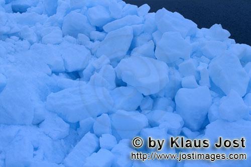 Cape Anne/Nunavut/Kanada        Packeis am Cape Anne        Am Ufer von Cape Anne hat sich <b