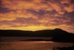 Vorboten eines Williwaw am Naknek Lake