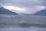 Sturm am Naknek Lake