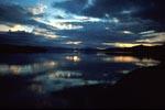 Abendstimmung am Lake Coville