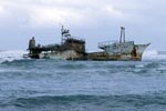 Meisho Maru 38 - Schiffbruch am Cape Agulhas