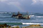 Meisho Maru 38 - Endstation Cape Agulhas