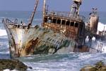 Meisho Maru 38 - Wrack am Cape Agulhas