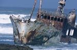 """Fischtrawler Meisho Maru 38 aufgelaufen am """"Nadelkap"""""""