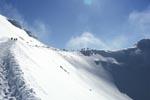 Panoramaweg an der Karwendelbahn Bergstation