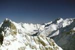 Verschneites Karwendel