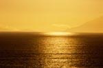 Sonnenuntergangsstimmung an der Walker Bay
