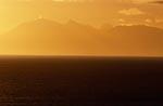 Dramatischer Sonnenuntergang in der Walker Bay