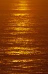 Dramatische Farben beim Sonnenuntergang