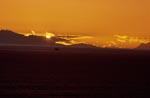 Sonnenuntergang an der Walker Bay