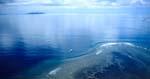 Luftfoto Shark Reef, Beqa Lagoon