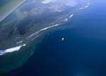 Luftaufnahme Shark Reef, Beqa Lagoon
