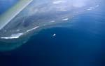 "Luftbild ""Shark Reef"" Beqa Lagoon auf Fiji"