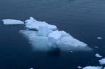 Eisschollen vor Cape Anne