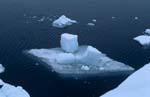 Kleine Eisscholle am Cape Anne