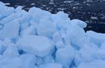 Arktische Packeislandschaft
