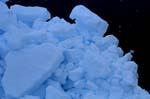 Meereis in der Arktis