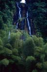 Wasserfall im Fiji Regenwald